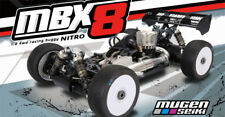 Mugen MBX8 1:8 Off-Road Nitro Buggy Kit - E2021