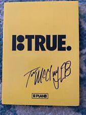 B True Signed Skateboarding Dvd Plan B