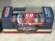 XRARE 1:64 Jimmie Johnson #59 KINGSFORD 1998 Monte Carlo BUSCH Die-Cast NASCAR