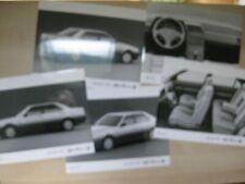 Alfa Romeo 164 Press photo Presse Foto 1987 no brochure/Prospekt