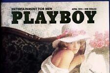 APRIL 1974 PLAYBOY NEAR MINT Condition JANE FONDA BEST WHOREHOUSE IN TEXAS