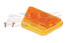 New Front Side Marker Lamp Lens for Triumph TR6 1969-72 LH Drivers Side