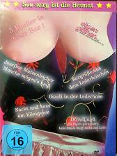 4 FILME + BONUS DVD / JOSEFINE MUTZENBACHER / SOO SEXY IST DIE HEIMAT /