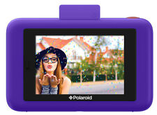 Polaroid Snap Touch Instant Print Digital Camera Purple (Incl 10 Free Sheets)