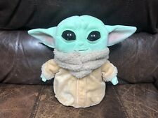 "The Child 8"" Plush Baby Yoda from The MANDALORIAN Star Wars - Mattel New w/Tags"