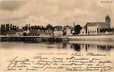 CPA   St-Jean-de-Losne - Quai Lafayette  (354173)