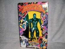 "Silver Surfer Blue Deluxe Fantastic Four 4 Marvel Team-Ups 10"" Toy Biz 1999 New"