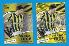 2016-17 Panini Revolution OZAN TUFAN On the Rise insert Lot FRACTAL AND REGULAR