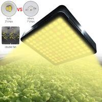 4000W Reflector Sunlike 300LED Grow Light Lamp IR Vollspektrum Pflanzenlampe