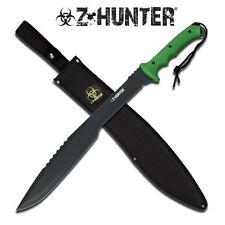 KNIFE COLTELLO DA CACCIA Z-HUNTER 011 SURVIVOR SURVIVAL JUNGLE KUKRI HUNTING