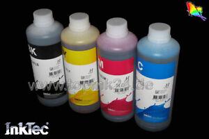 Tinte InkTec Druckertinte ink für HP 10 82 C4844A HP10 C4911A HP82 C4912A C4913A