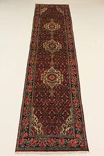 S. Antik Bidjari fein Perser Teppich Orientteppich 5,12 X 1,17