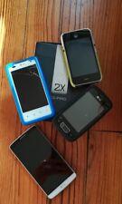 Lot 4 smartphones LG G3  LG optimus 2x LG optimus one débloqués Iphone 3gs 32go