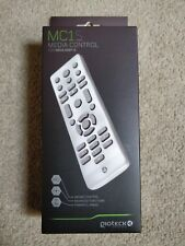 Gioteck MC1S White Media Remote Control - Xbox One S (New & Sealed)