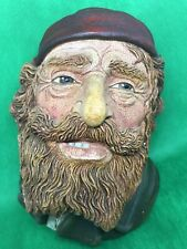 Vintage 1985 Fagin Chalkware Head By Legend Products