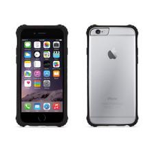 GRIFFIN SURVIVOR CORE CASE FOR APPLE IPHONE 6/6S - BLACK/CLEAR - GB38865