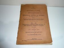 DEPARTMENT OF MINES 1910 BULLETINS OF THE GEOLOGICAL SURVEY OF VICTORIA No 23