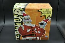 Toynami Futurama Santa Bender and Robot Santa, 2008 Convention Exclusive