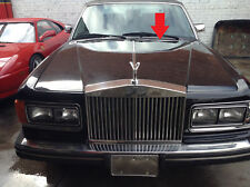81 to 98-Rolls Royce Silver Spirit  LEFT WINDSHIELD COWL grill and frame
