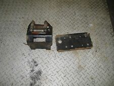 POLARIS 2004 SPORTSMAN 400 4X4 WINCH MOUNTS/WITH ROLLERS  PART 31,904
