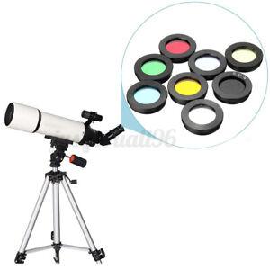 1.25'' Skyglow Moon Filter Astronomy Eyepiece Telescope Cuts Light Pollution
