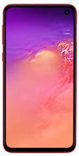 Samsung Galaxy S10e SM-G970F/DS - 128 Go - Rouge Cardinal (Unlocked) (Double SIM)