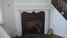 Vintage Fireplace Mantle Nice Style 5 Ft X 50 Oak Or Chestnut? We Ship!