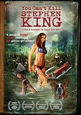 You Can't Kill Stephen King [New DVD] Anamorphic, Dolby, Widescreen