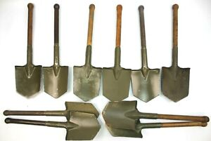 CZECH ARMY SHOVEL / SPADE ENTRENCHING TOOL