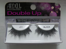 (Lot Of 3) Ardell Double Up Professional Eyelashes 201 Authentic Ardell