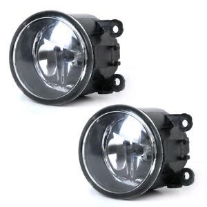 Drive side Fog Light Lamp + H11 Bulbs 55W Right & left Side For Ford Focus