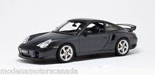 PORSCHE 911 (996) TURBO COUPE GT2 GRAY BY AUTOart 1:18 77842 BRAND NEW IN BOX