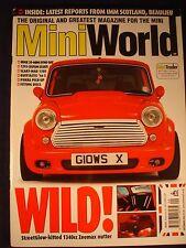 Mini World - Miniworld  # September 2002 - Estate - Pick up - Zeemax