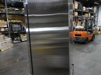 K2 Scientific K223SDR 23 cu ft upright refrigerator S/S commercial applications