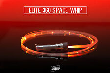 Elite 360 Space Whip Glow Fiber Aluminum Powerhouse Multicolor Modes Rave Clubs