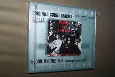 ORIGINAL SOUNDTRACKS cd BLOOD ON THE SUN  Miklos Rozsa Miklós Rózsa neu ovp