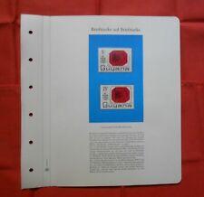 Guyana - 110. Jahrestag Ausgabe Nr. 9 von Britisch-Guiana