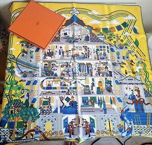 Hermès rare Maison de carres Pierre Marie  new in box