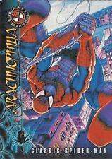 SPIDER MAN PREMIUM 1996  CARDS   001 TO 100 BY FLEER / SKYBOX CHOOSE (Embossed)