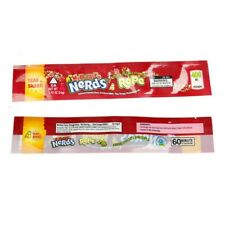 Nerds Rope Medicated Packaging x50 pieces (Original Red)