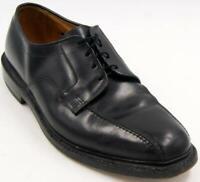 Allen Edmonds Hillcrest Black Leather Oxford Men's Dress Shoes Sz 9.5 D