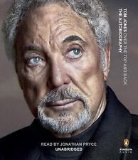Over the Top and Back: The Autobiography by Sir Tom Jones NEW Audio CD FREE SHIP