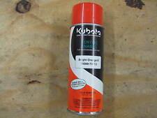 1 CAN) NEW KUBOTA OEM ORANGE TOUCH UP SPRAY PAINT 70000-73713