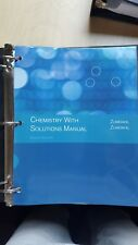 Chemistry With Solutions Manual 8th Edition by Zumdahl, Zumdahl
