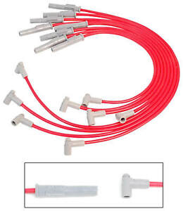 Super Conductor Spark Plug Wire Set for Jeep 4.0L, 6 Cyl., '93-'98 - 32239