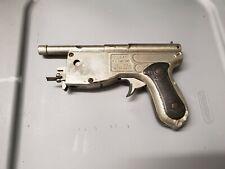 Vintage 1925 Tratsch ABT Chicago Trade Arcade Pistol, Coin Slot TOY, Stimulator