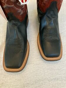 Size 12 NEW Justin Western Boots
