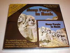 Deep Purple CD In Rock  24 KT GOLD LIMITED