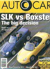 AUTOCAR - 30 October 1996 - Road Test: Vauxhall Vectra Estate 2.0 CDX
