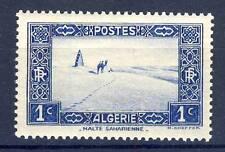 TIMBRE ALGERIE NEUF N° 101 ** HALTE SAHARIENNE